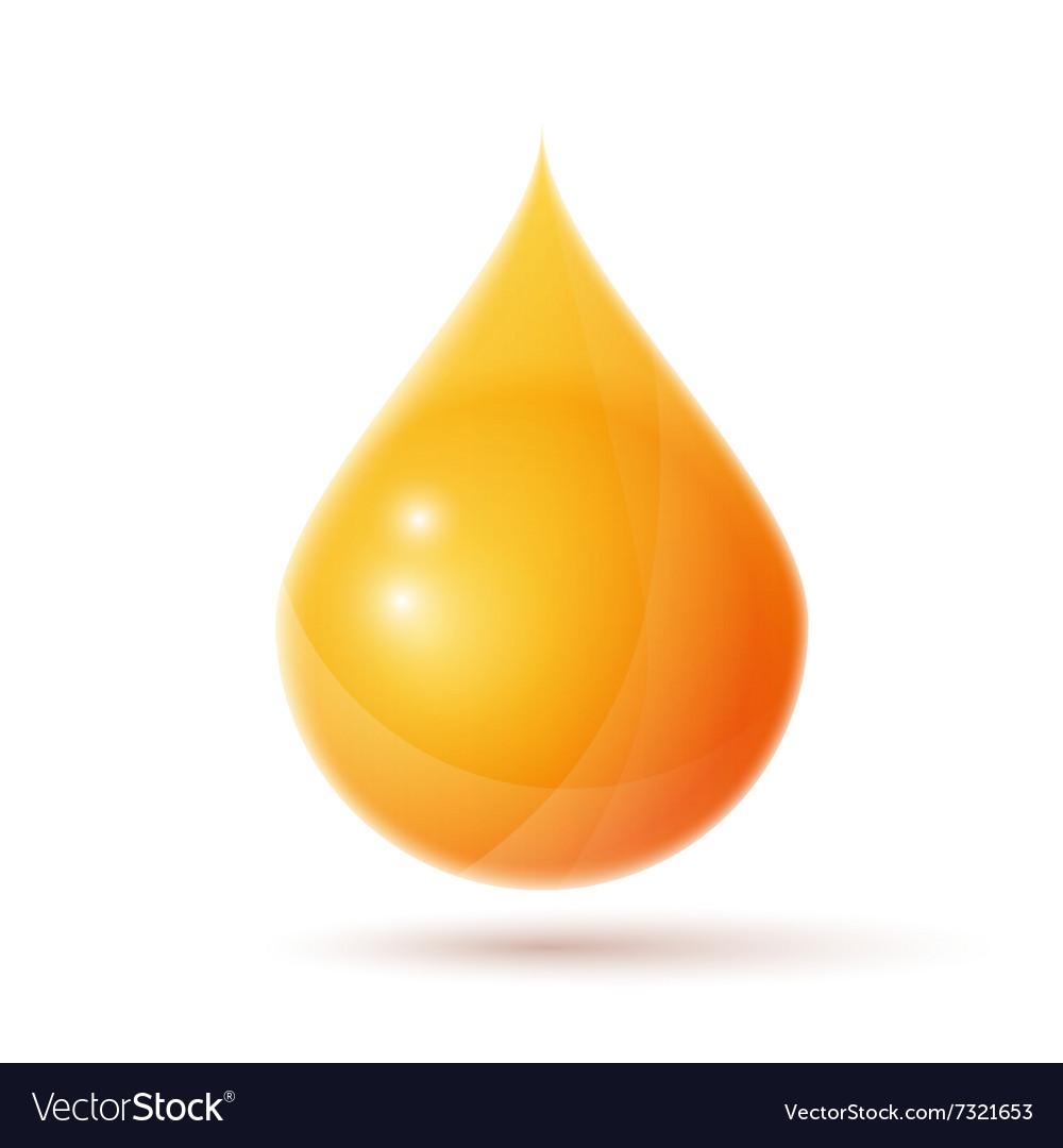 oil drop logo
