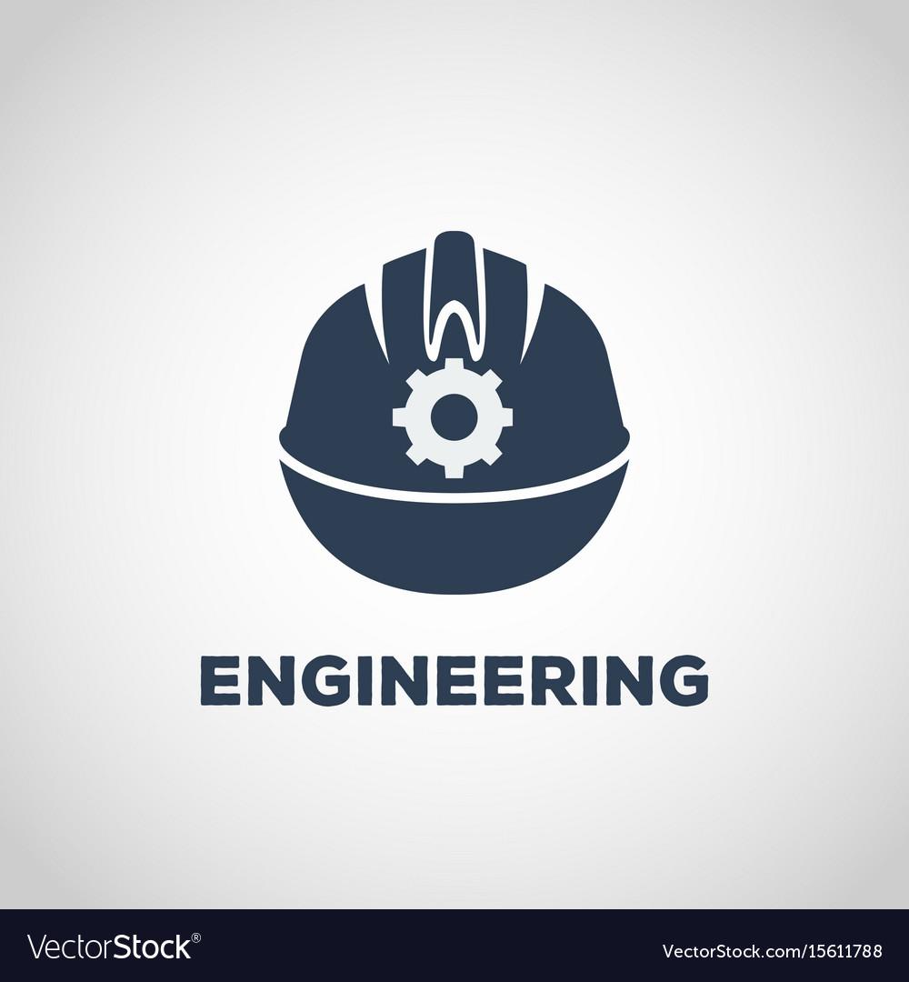 medium resolution of engineering logo icon design vector image