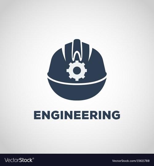 small resolution of engineering logo icon design vector image