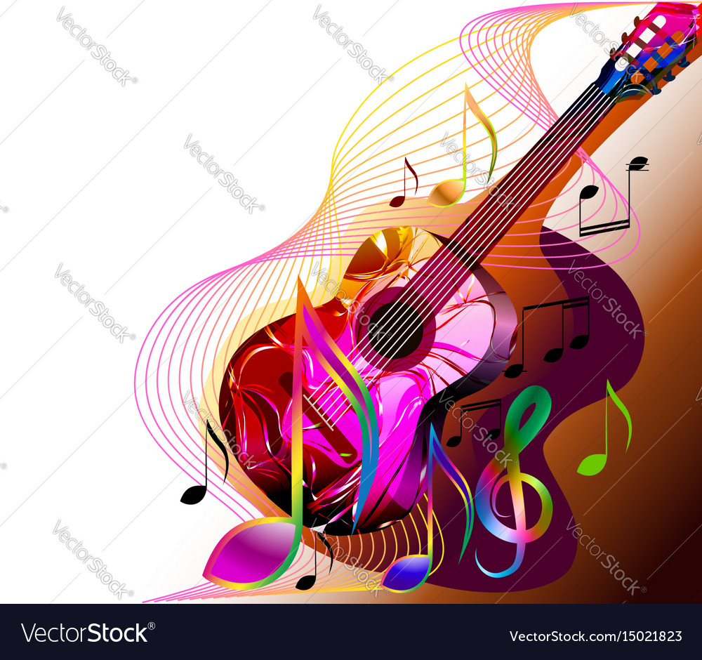 music banner background with