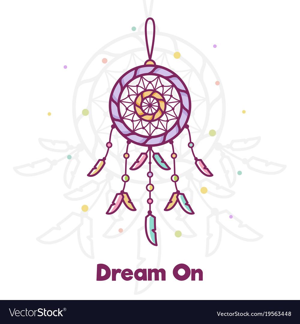 dream on dreamcatcher