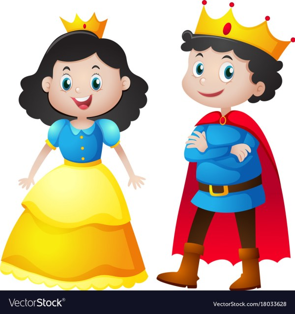coloring pages kids fairy tale king queen # 21