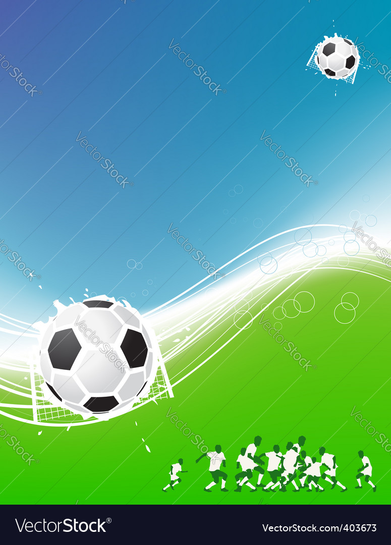 football background for your
