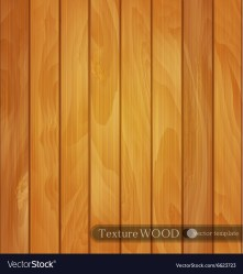 Wood background texture of light brown wooden Vector Image
