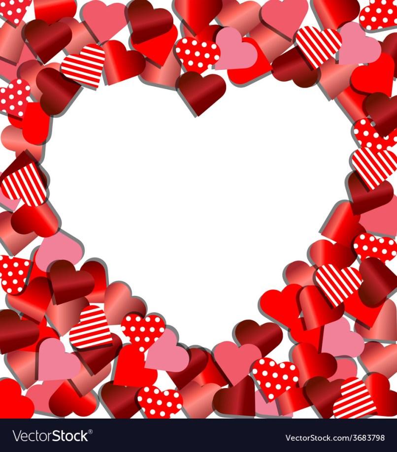 valentine heart frame | Allframes5.org