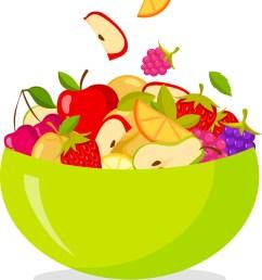 fruit salad clipart [ 806 x 1080 Pixel ]