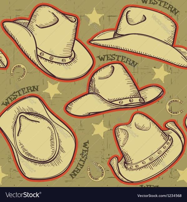 cowboy hat pattern # 1