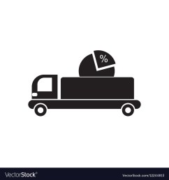 flat icon in black and white car diagram vector image structure icon icon car diagram [ 1000 x 1080 Pixel ]