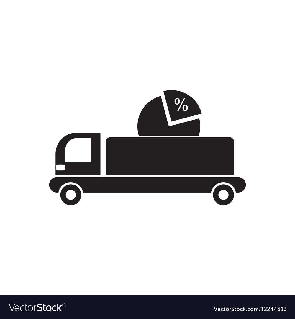 medium resolution of flat icon in black and white car diagram vector image structure icon icon car diagram