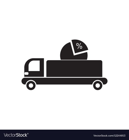 small resolution of flat icon in black and white car diagram vector image structure icon icon car diagram