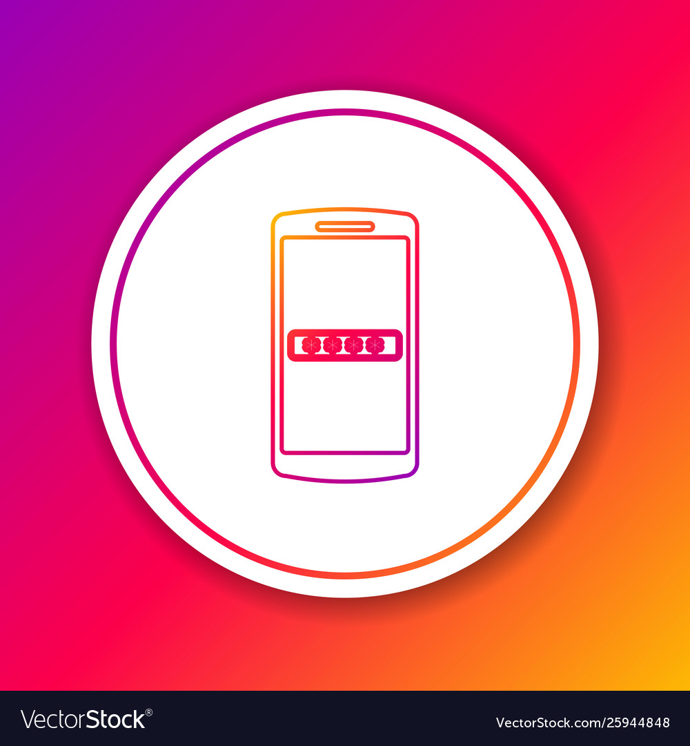 hight resolution of phone line color