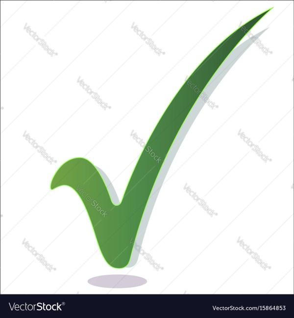 Free Green Check Mark