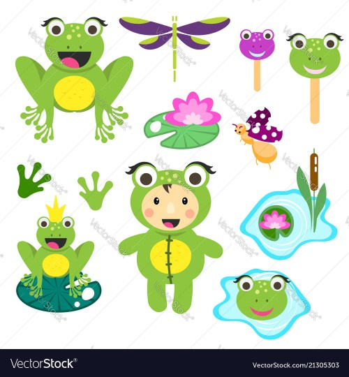 small resolution of free frog clipart