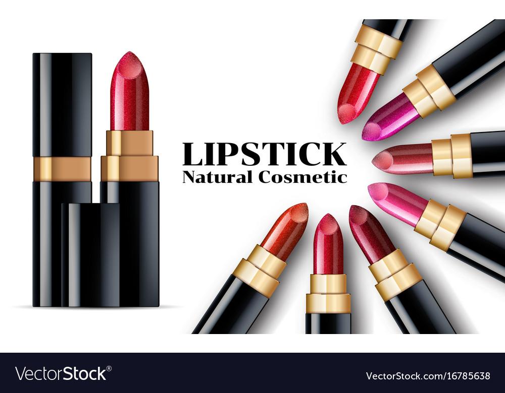 lipstick ads lipstick color