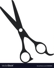 hairdressing scissors accesory