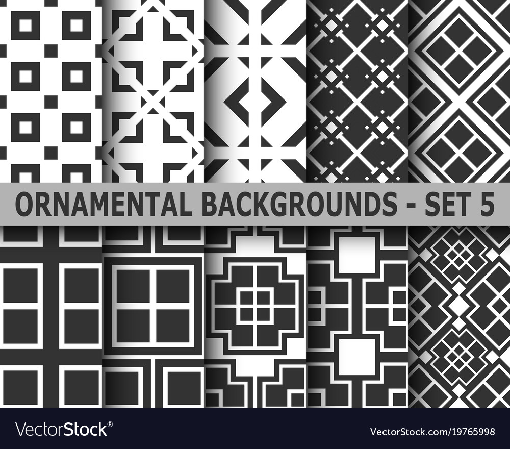 abstract art deco patterns