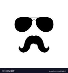 moustache clipart [ 1000 x 1080 Pixel ]