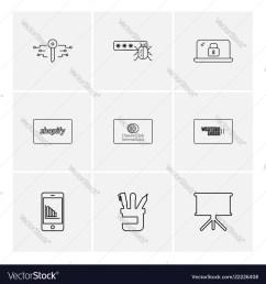 key password bug lock shopify club card vector image [ 1000 x 1080 Pixel ]