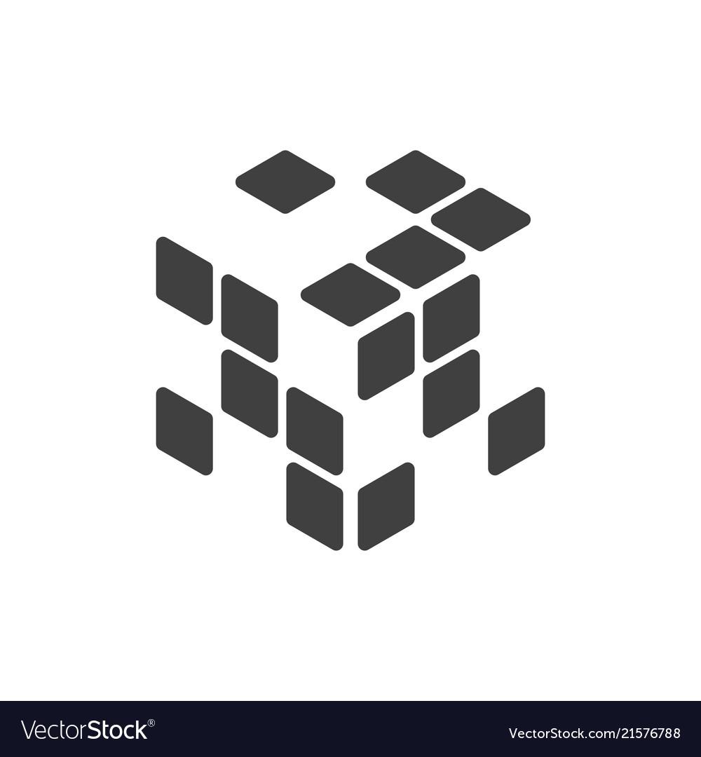 logo of the rubik