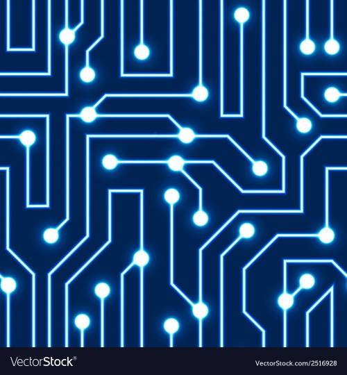 small resolution of circuit board blue