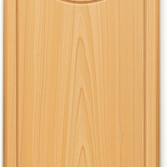 Kitchen Cutting Board Beachy Table With Royalty Free Vector Image