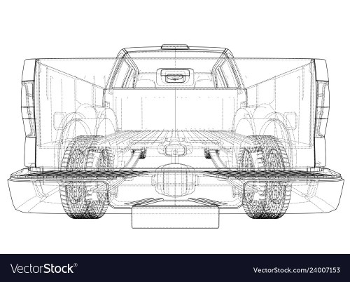 small resolution of car silhouettes rendering of 3d vector image