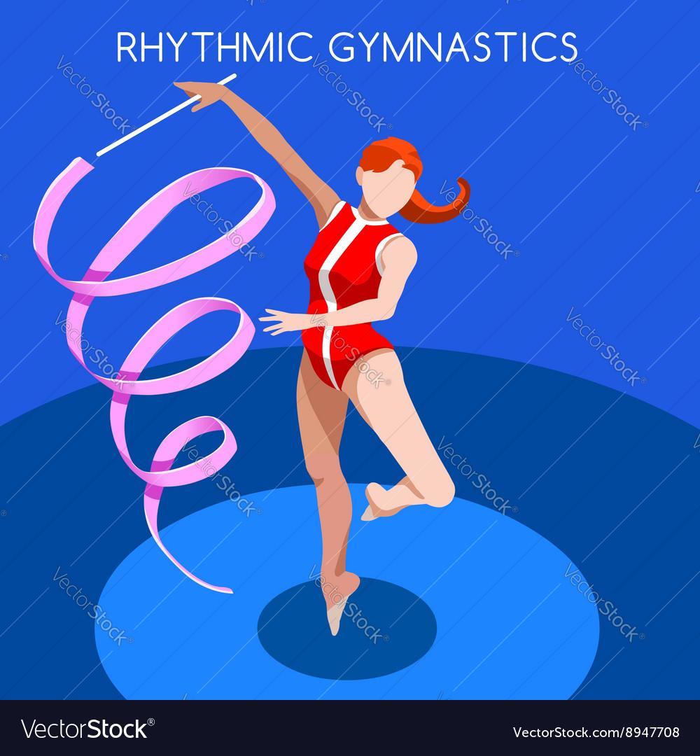 gymnastics ribbon 2016 summer