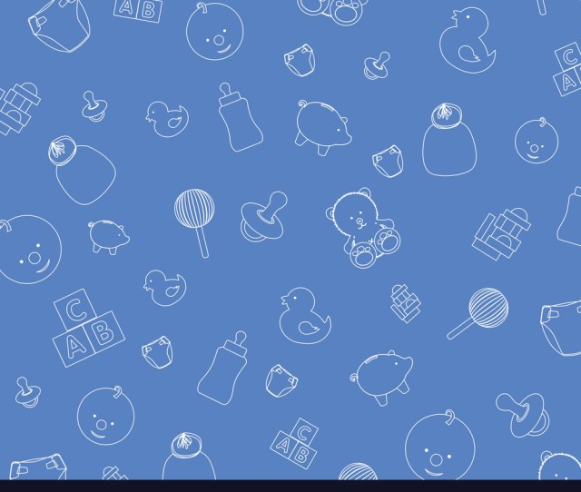 Baby Blue Background Royalty Free Vector Image