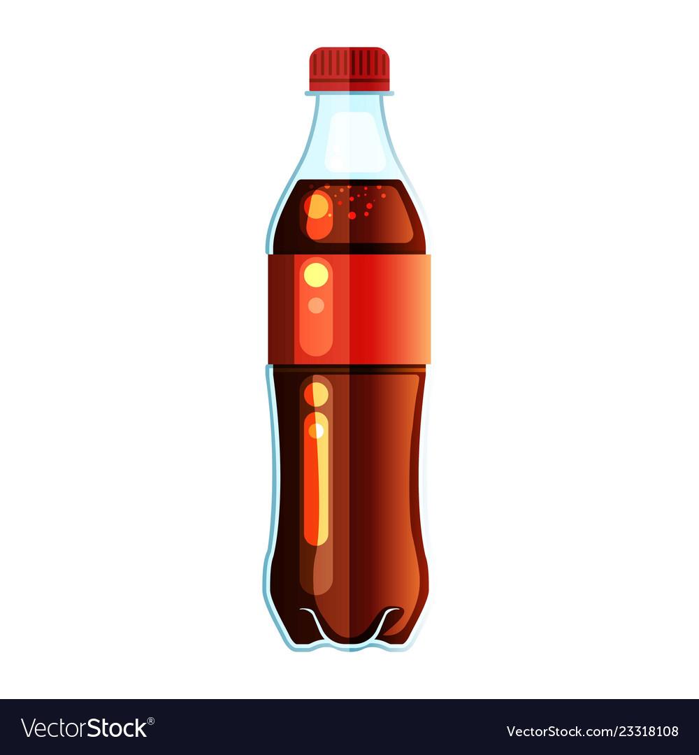 cola bottle icon soda