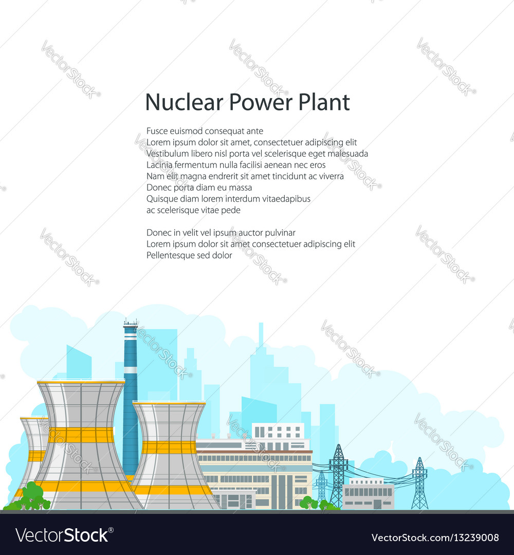hight resolution of nuclear power plant diagram and explanation
