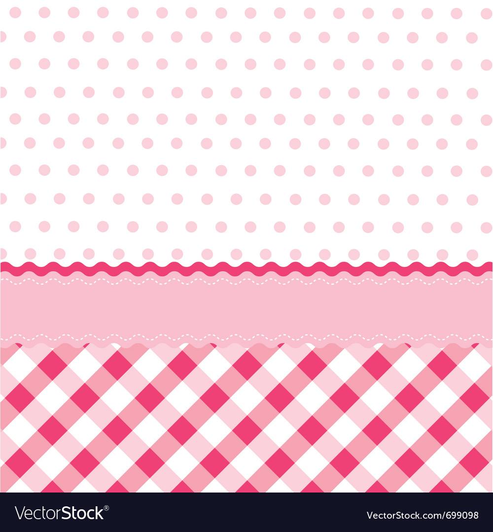 seamless baby pattern wallpaper