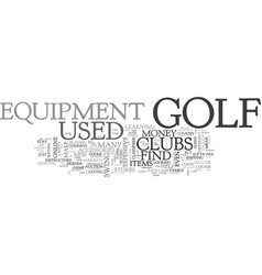 Golf & Equipment Vector Images (over 8,200)