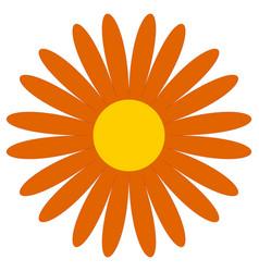 sunflower icon cartoon royalty