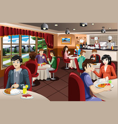 Restaurant Clipart Vector Images over 4 000