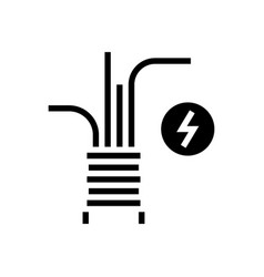 Electrical Substation Icon Vector Images (over 460)