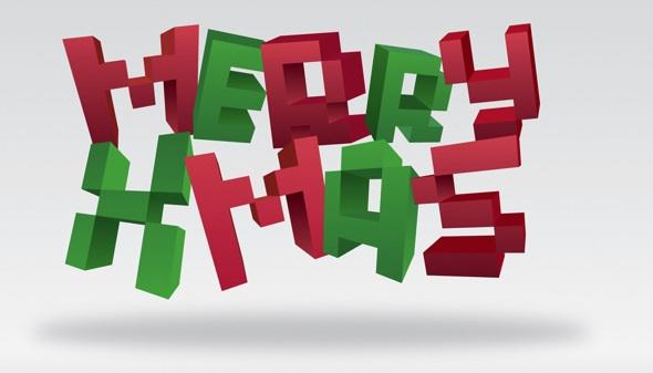 marry pixel christmas 7 excelentes wallpapers navideños para tu computadora