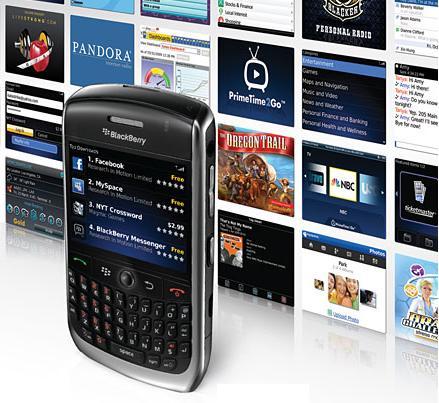 La BlackBerry App World llega a las 3 mil millones de descargas