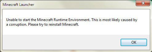 Minecraft - Fehler - Cover - Fehler 52 - Empfohlen - Windows Wally
