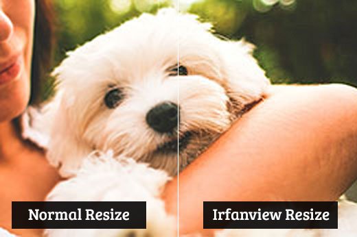 how to resize and