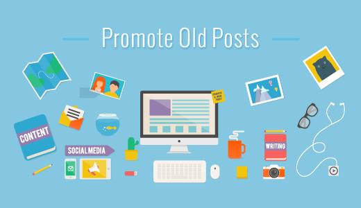 Promote Old Posts in WordPress