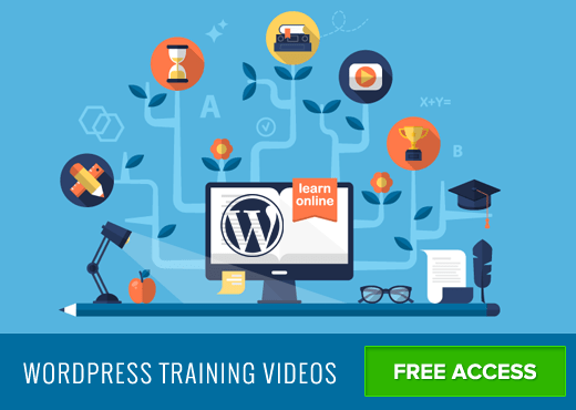 Free WordPress Training Videos