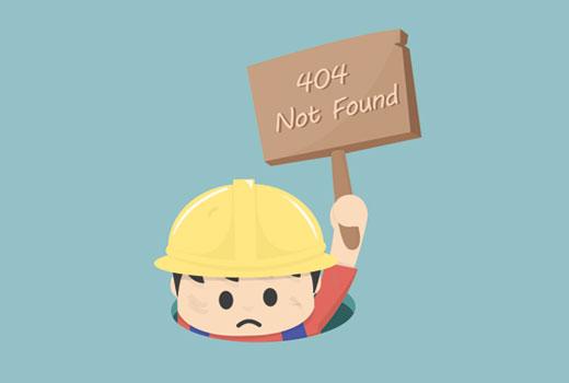 Best 404 plugins for WordPress