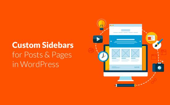 Custom Sidebars for WordPress