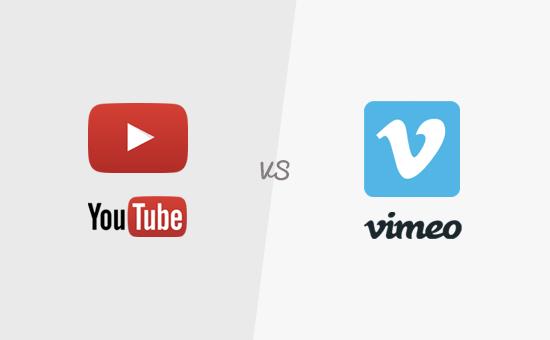 YouTube vs Vimeo - memilih platform terbaik untuk video WordPress