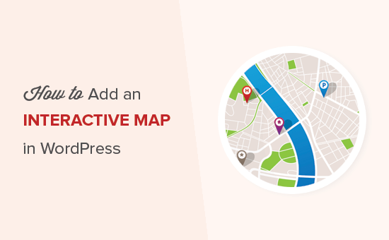 Adding an interactive map in WordPress