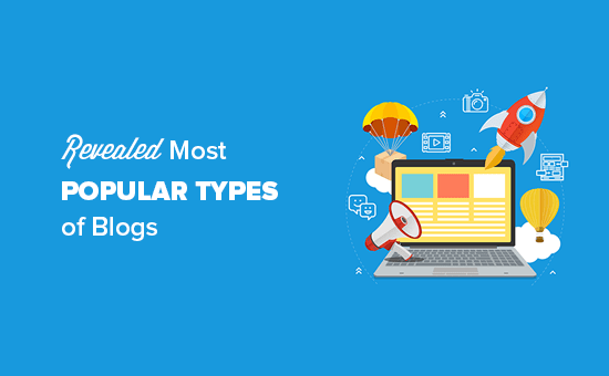 Most Popular Types of Blog