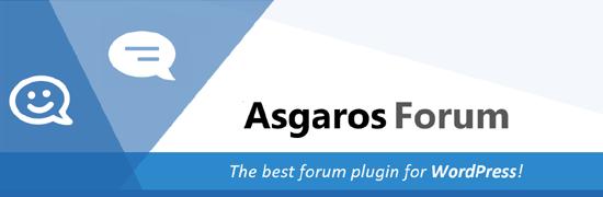 asgoras-form-best-forum-plugin-for-wordpress