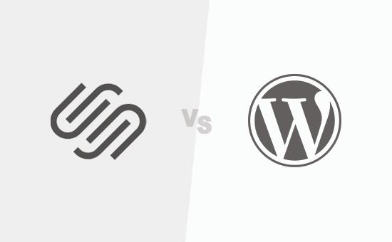 Squarespace vs WordPress comparison