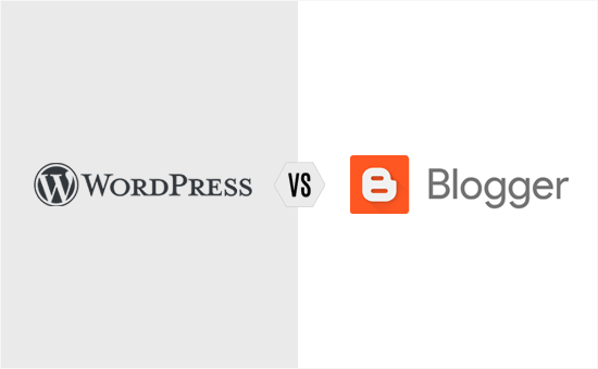 WordPress vs Blogger - Blog Platform Comparison