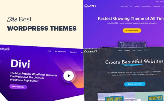 I migliori temi WordPress